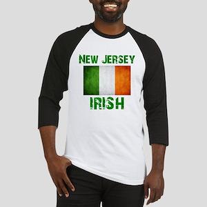 """""""New Jersey IRISH"""" Baseball Jersey"""