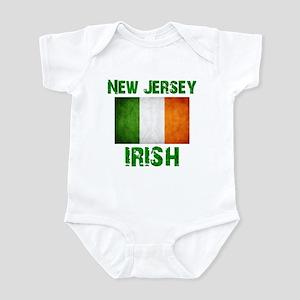 """New Jersey IRISH"" Infant Bodysuit"