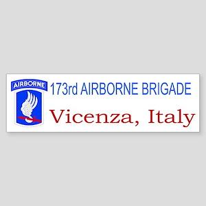 173rd ABN BDE Sticker (Bumper)