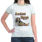 Giza Rocks Jr. Ringer T-Shirt