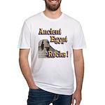 Giza Rocks Fitted T-Shirt