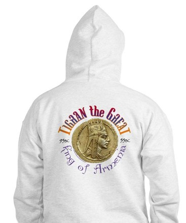 Tigran the Great Hoodie