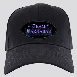 Team Barnabas Color Black Cap