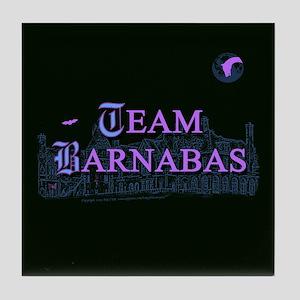 Team Barnabas Color Tile Coaster
