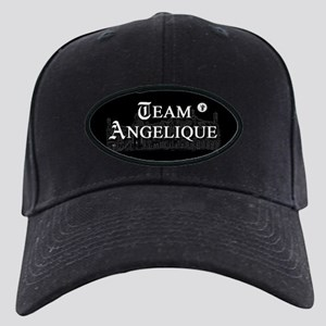 Team Angelique B&W Black Cap