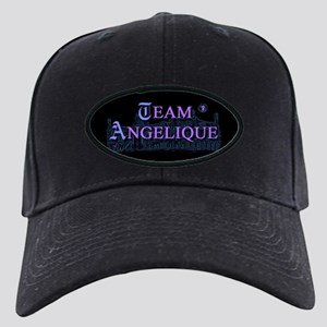 Team Angelique Color Black Cap