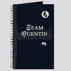 Team Quentin B&W Journal
