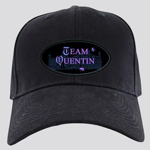 Team Quentin Color Black Cap