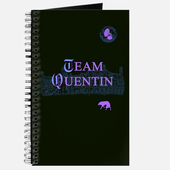 Team Quentin Color Journal