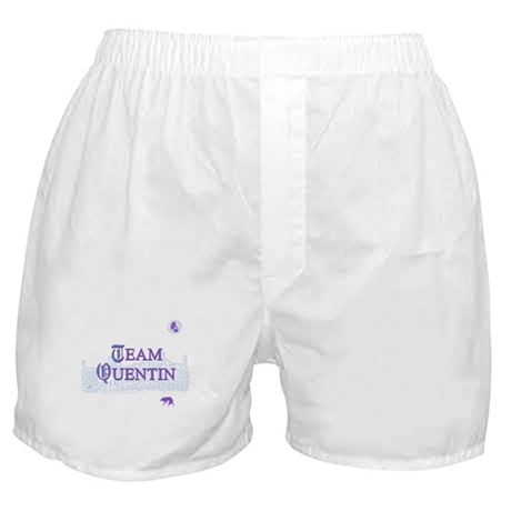 Team Quentin Color Boxer Shorts