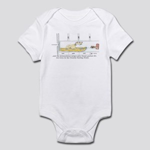 Counter Surfer Infant Bodysuit