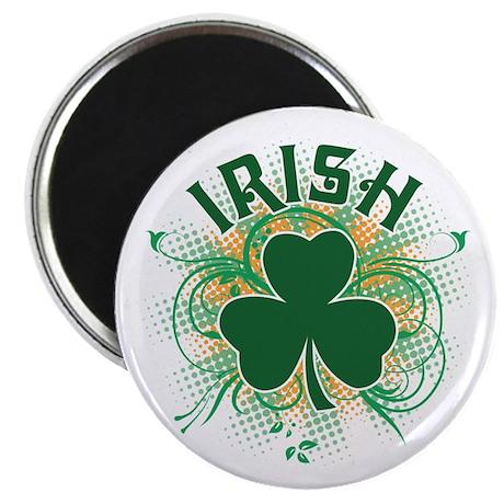 Irish [swirls] Magnet