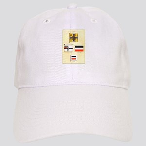 Old Germany Flags Cap