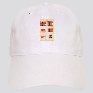 Old Norway Flags Cap