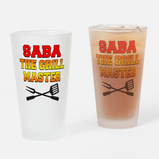 Saba The Grill Master Drinkware Drinking Glass