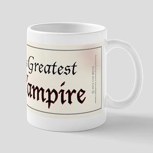 Greatest Vampire Mug