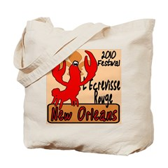 Crawfish Tote Bag