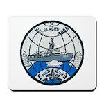 USS GLACIER Mousepad