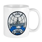 USS GLACIER 11 oz Ceramic Mug