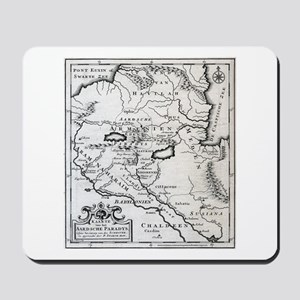Armenian Map Mousepad