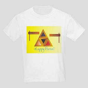 Happy Purim Kids Light T-Shirt