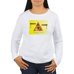 Happy Purim Women's Long Sleeve T-Shirt
