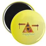 Happy Purim Magnet