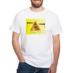 Happy Purim White T-Shirt
