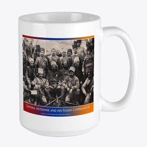 Antranik's Commanders Large Mug