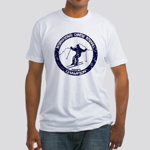 International Chinese Downhill Champion Fitted T-S