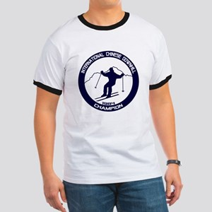 International Chinese Downhill Champion Ringer T