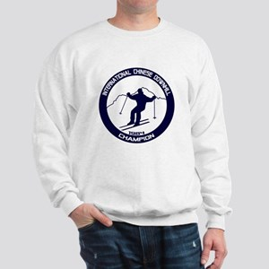 International Chinese Downhill Champion Sweatshirt