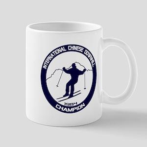 International Chinese Downhill Champion Mug