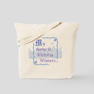 Victoria Winters Color Tote Bag