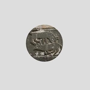 Armenian Art Mini Button