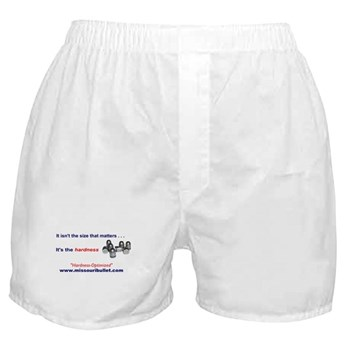 Missouri Bullet Boxer Shorts