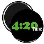 4:20 Time Magnet