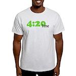 4:20 Time Light T-Shirt