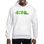 4:20 Time Hooded Sweatshirt