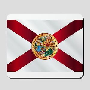 Florida State Flag Gloss Mousepad