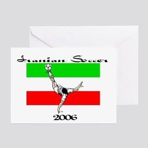World Cup 2006 Greeting Cards (Pk of 10)