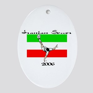 World Cup 2006 Oval Ornament