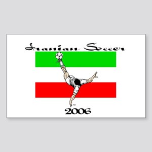 World Cup 2006 Rectangle Sticker