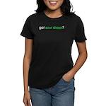 Got Sour Diesel Women's Dark T-Shirt