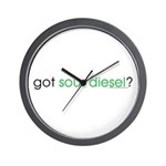 Got Sour Diesel Wall Clock