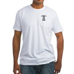 Columbia Chess Fitted T-Shirt