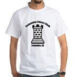 Columbia Chess White T-Shirt