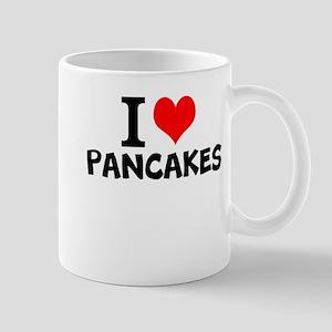 I Love Pancakes Mugs