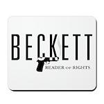 Beckett Mousepad