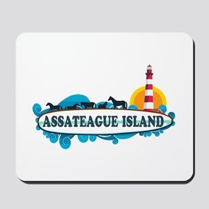Assateague Island VA Mousepad